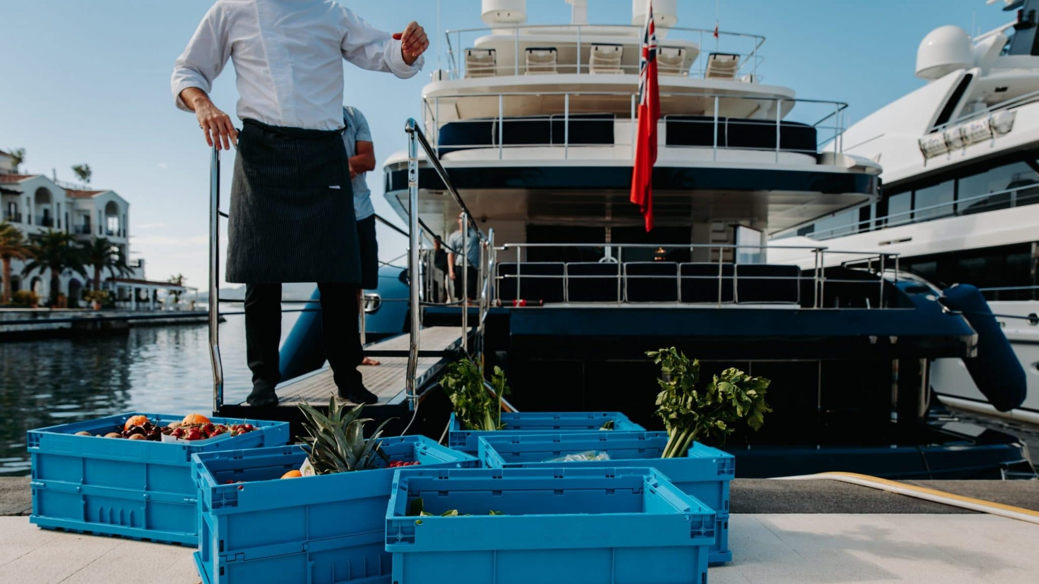 Provisioning, Montenegro | A+ Yachting