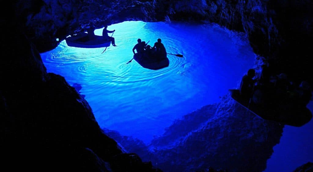 Blue Cave | A+ Yachting