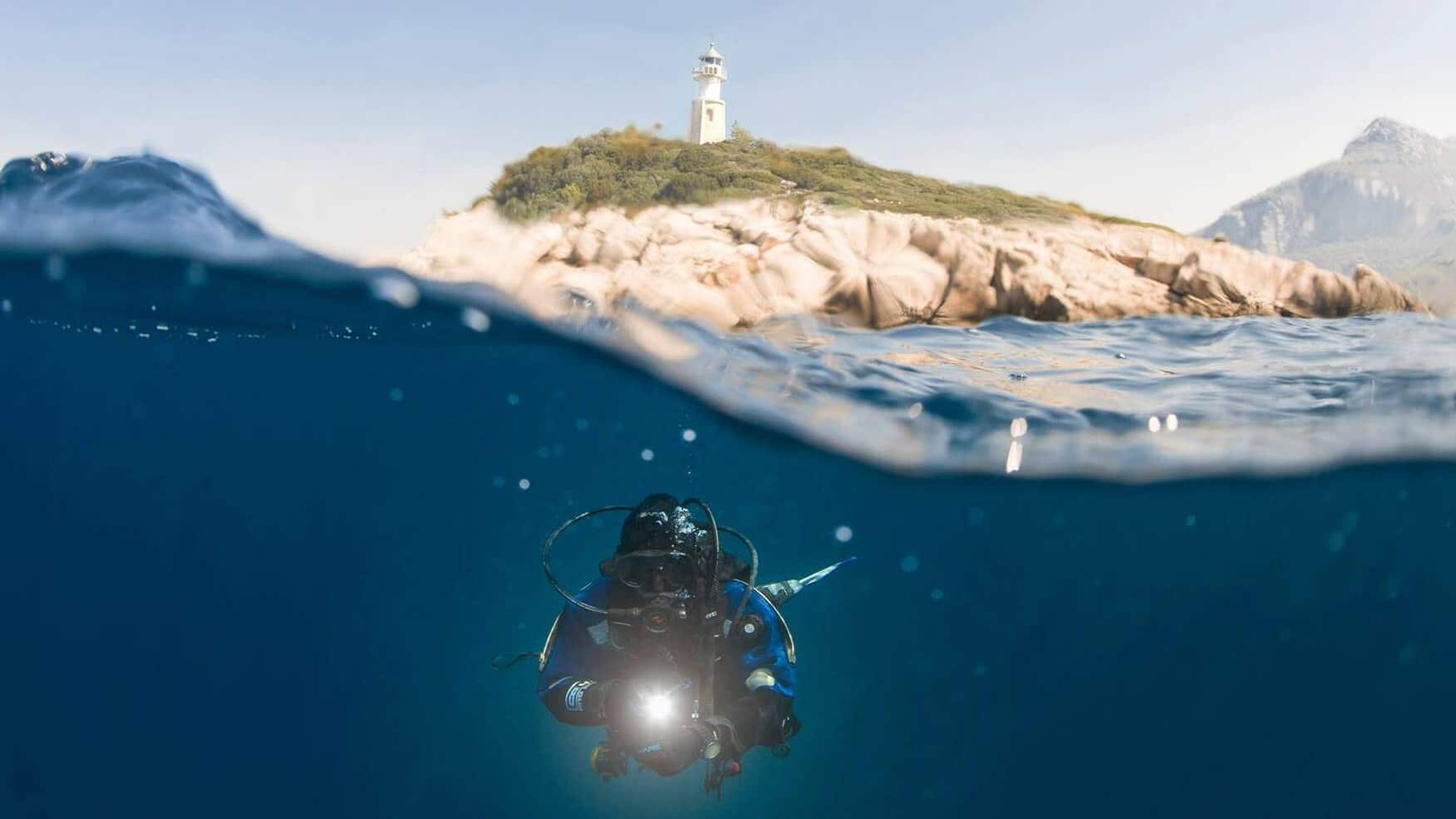 Diving in Croatia| A+ Yachting