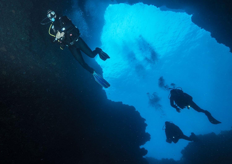 diving montenegro