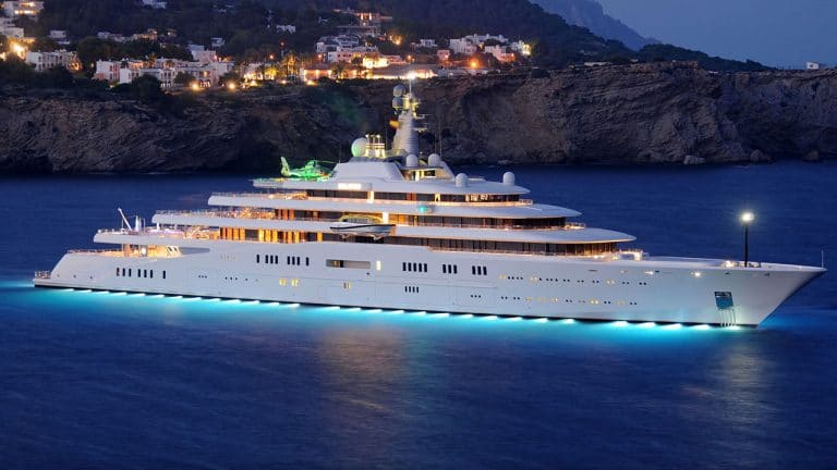 M/Y Eclipse | A+ Yachting