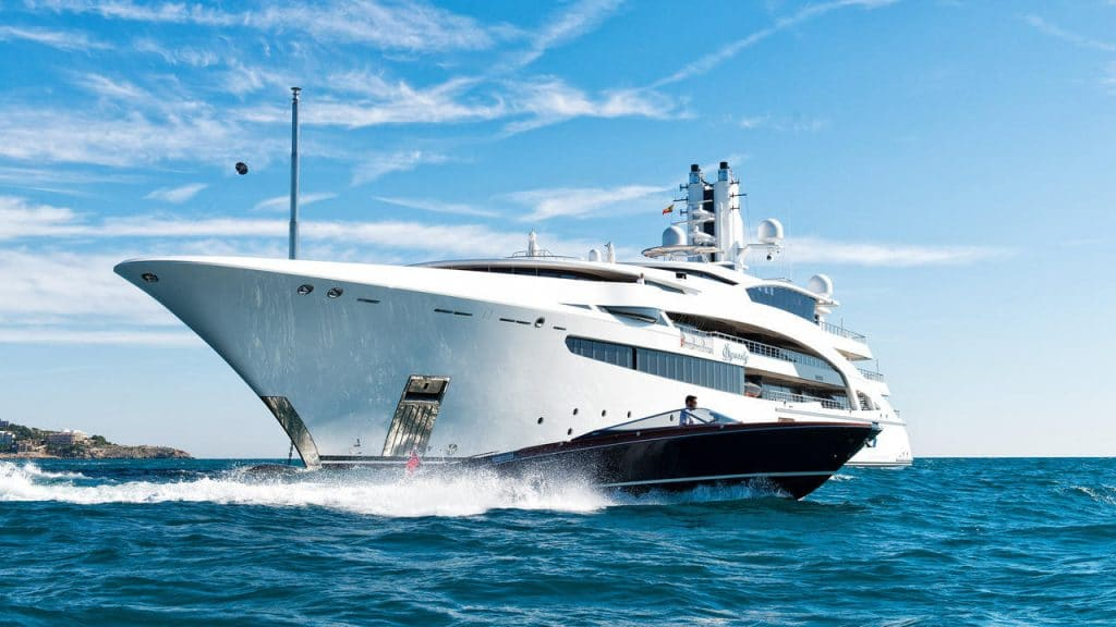 M/Y I Dynasty | A+ Yachting