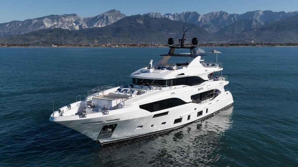 M/Y Botti | A+ Yachting