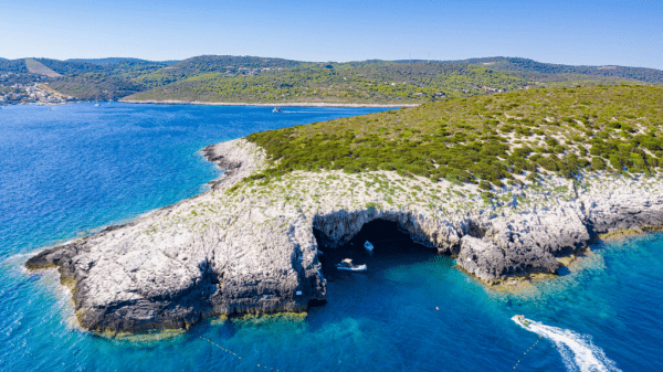 The Adriatic's Kayaking Hotspots