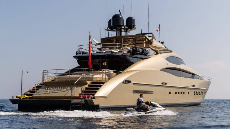 M/Y CYCLONE | A+ Yachting