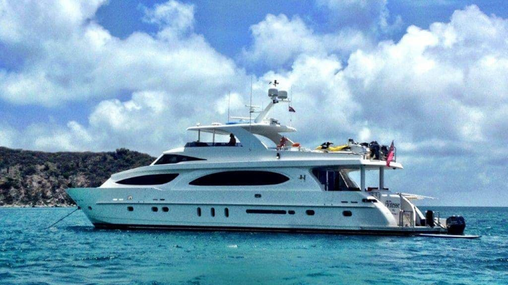 M/Y Camelot | A+ Yachting