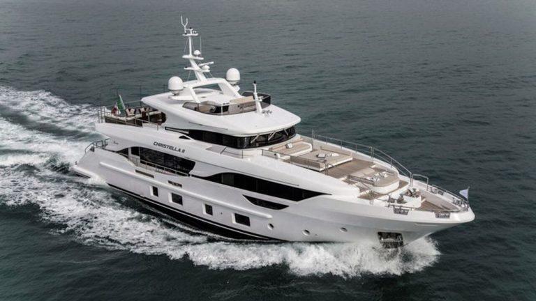 M/Y Christela II | A+ Yachting
