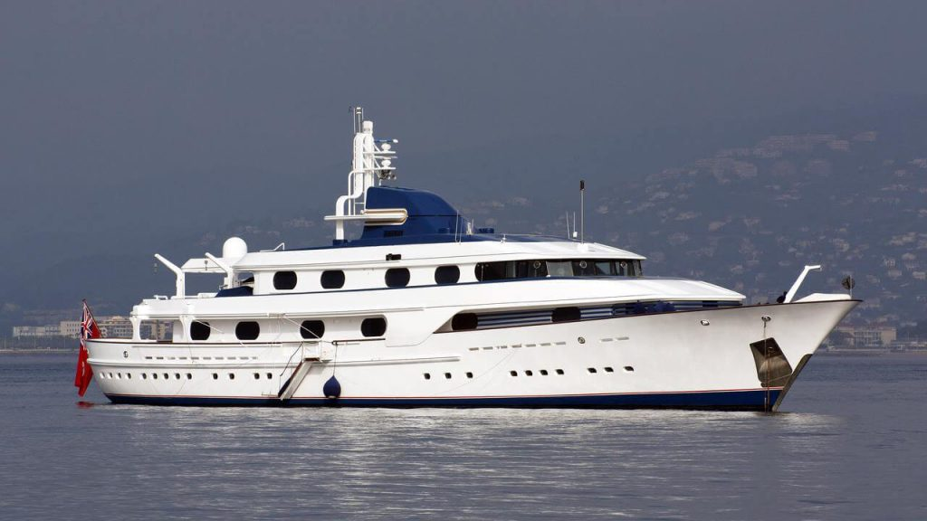M/Y Cleopatra | A+ Yachting