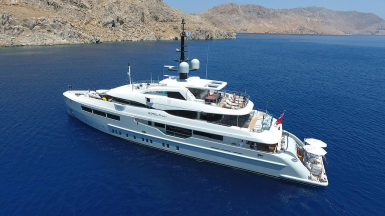 M/Y GIAOLA-LU | A+ Yachting
