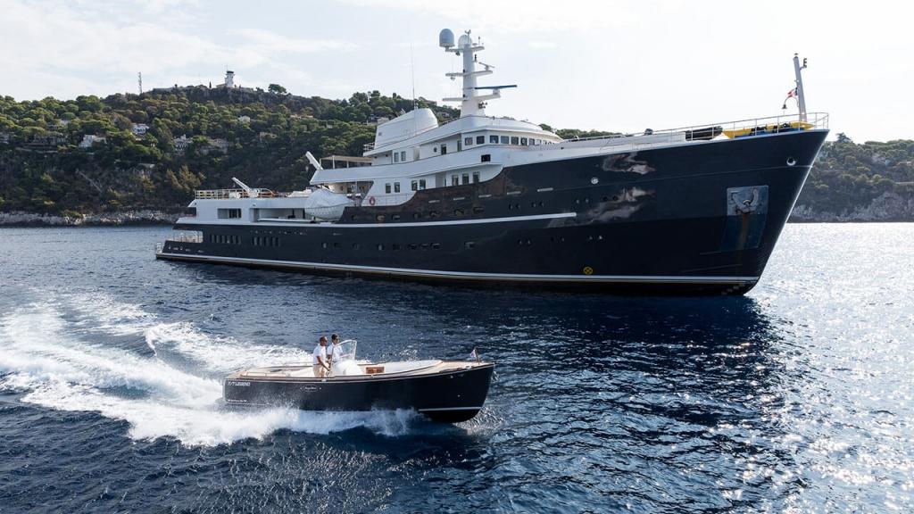 M/Y Legend | A+ Yachting