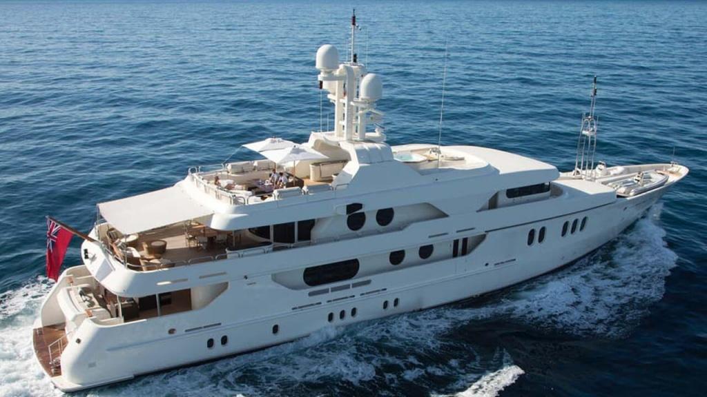M/Y Mercury | A+ Yachting