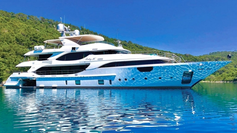 M/Y Mr. D | A+ Yachting