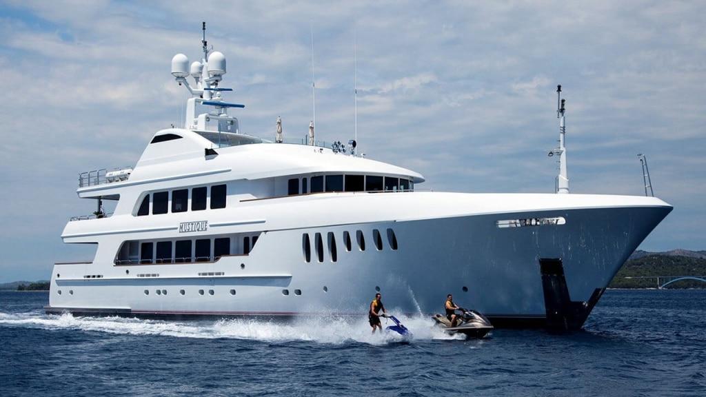 M/Y Mustique | A+ Yachting