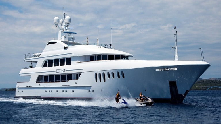 M/Y Mustique | A+ Yachting