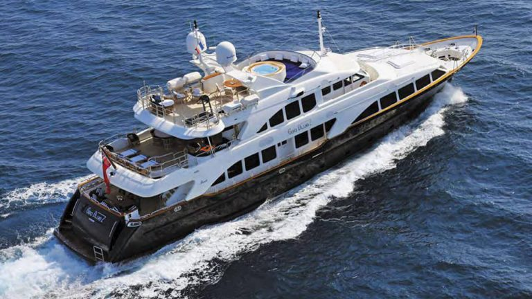 M/Y Sea Bluez | A+ Yachting