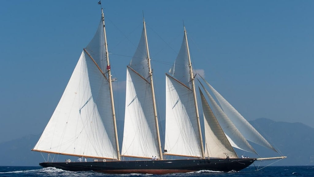 S/Y Atlantic | A+ Yachting