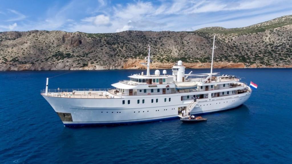 M/Y Sherakhan | A+ Yachting