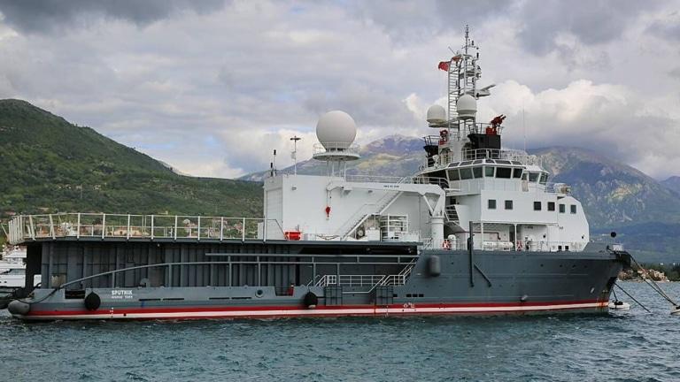 M/V Sputnik | A+ Yachting
