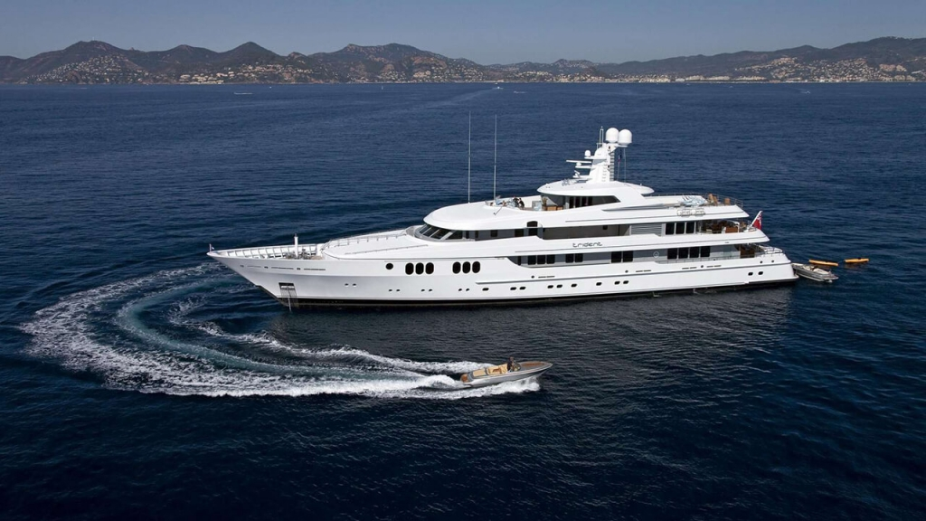 M/Y Trident | A+ Yachting