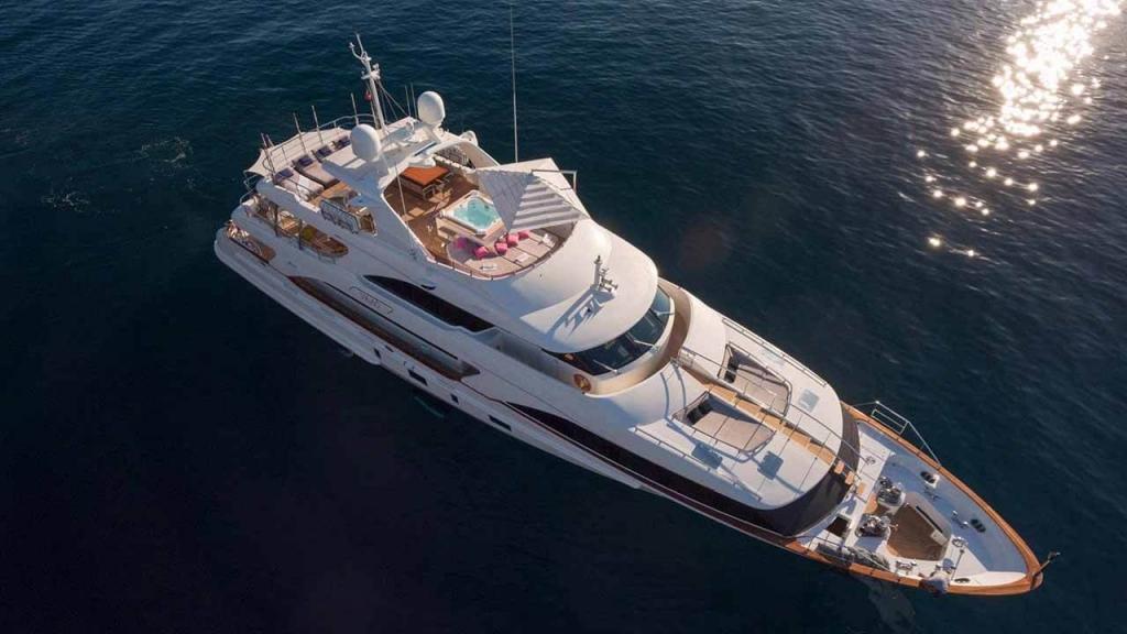 M/Y Vaao | A+ Yachting
