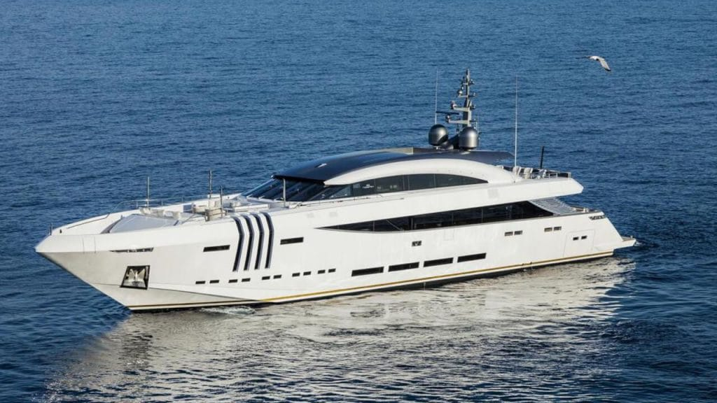 M/Y Vellmarie | A+ Yachting