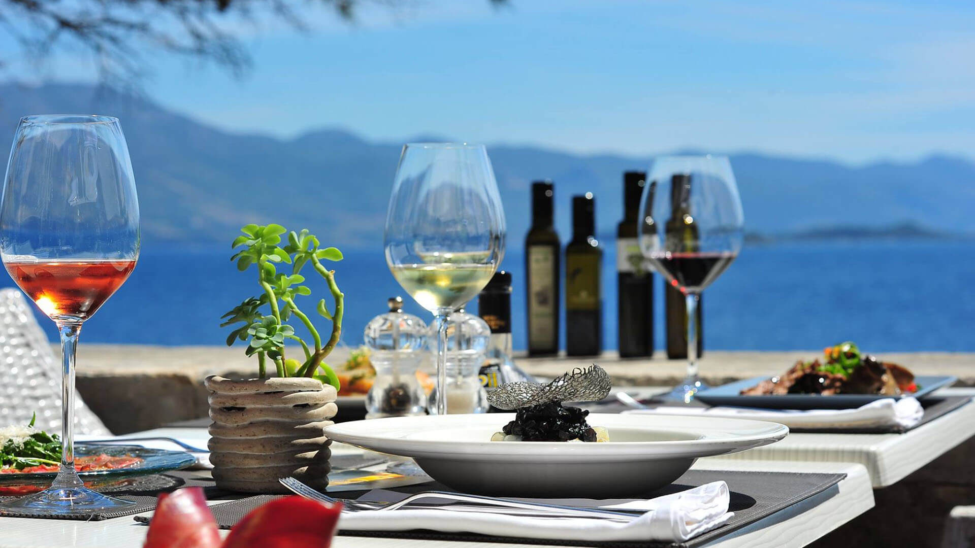 A+ Yachting recommends - Top five restaurants on the southern Adriatic coast of Croatia