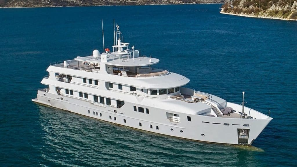 M/Y Deep Story | A+ Yachting