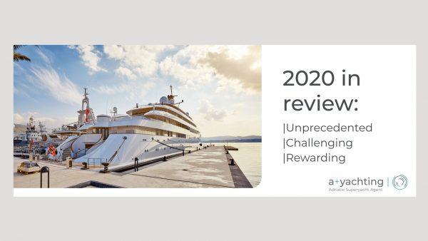 2020 in Review: Unprecedented, Challenging, Rewarding