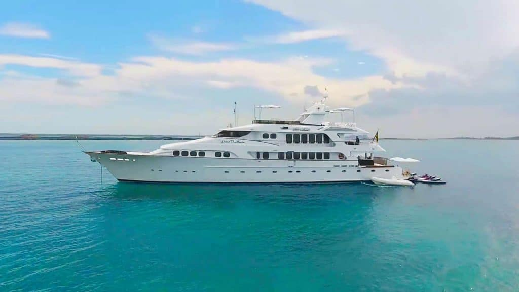 M/Y Grand Illusion   A+ Yachting