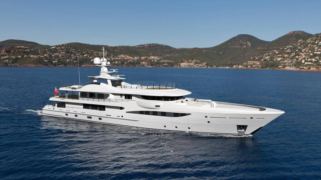 M/Y Hallo | A+ Yachting