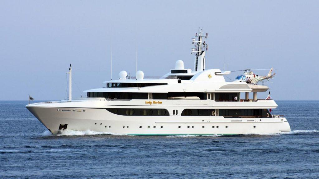M/Y Lady Marina | A+ Yachting