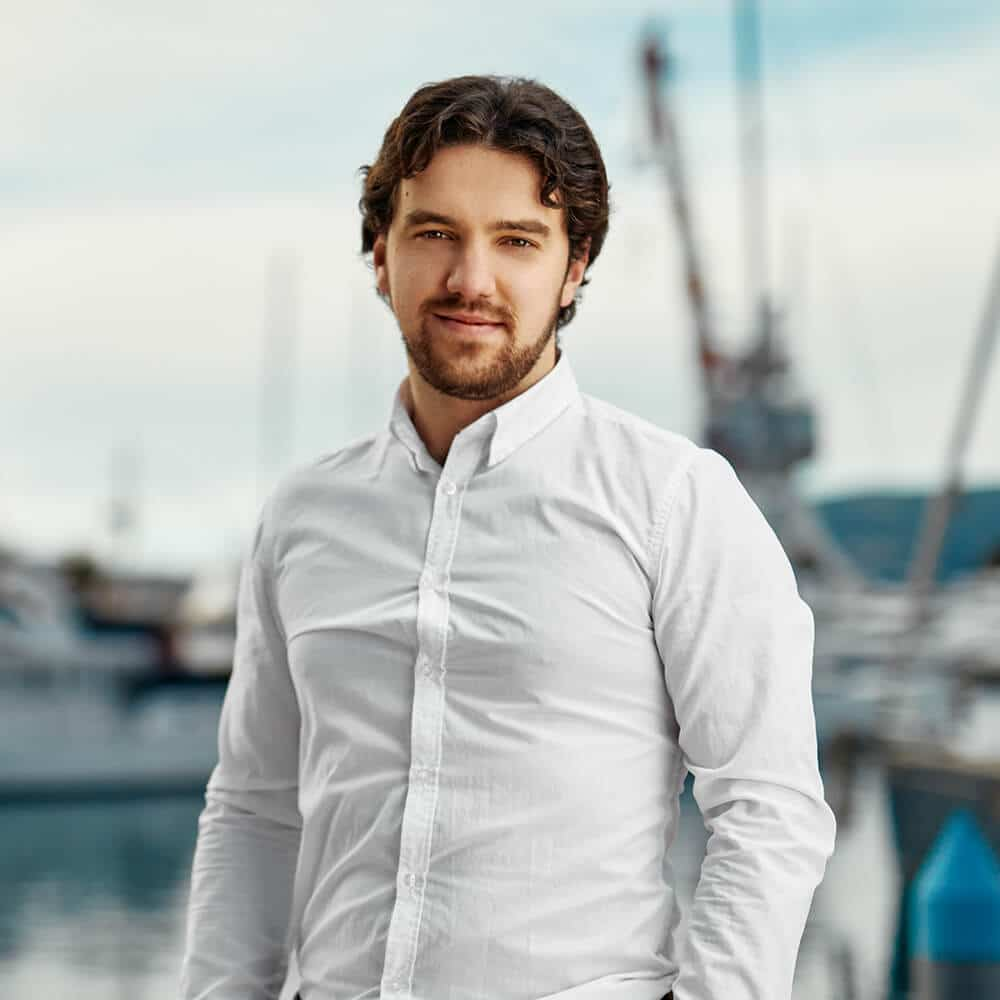 Our Team - Boris Bojic | A+ Yachting