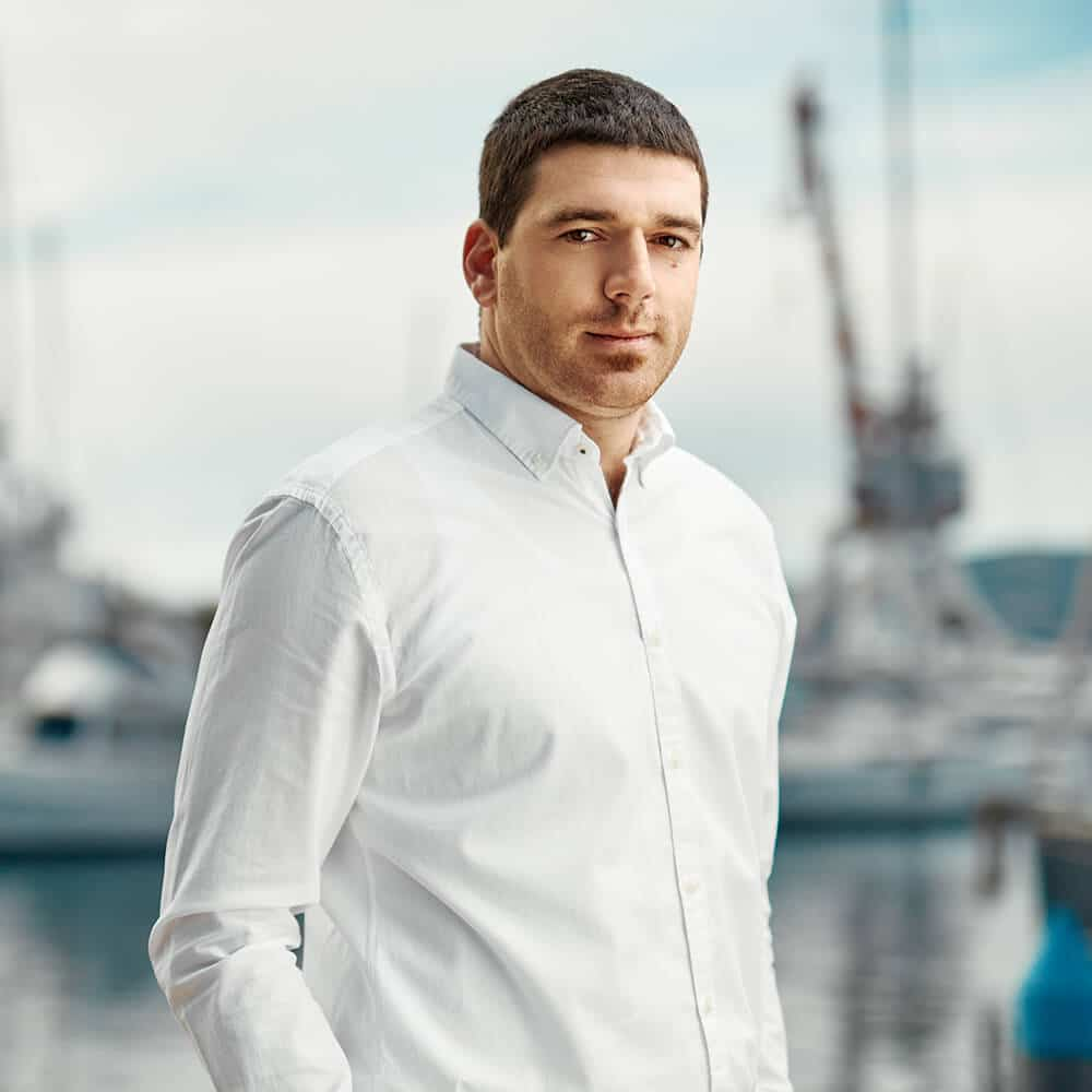 Our Team - Bozidar Popovic | A+ Yachting