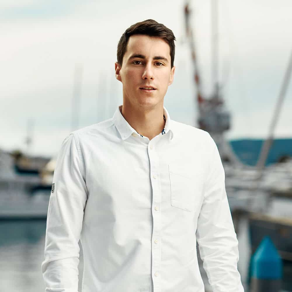 Our Team - Vanja Smajlagic | A+ Yachting