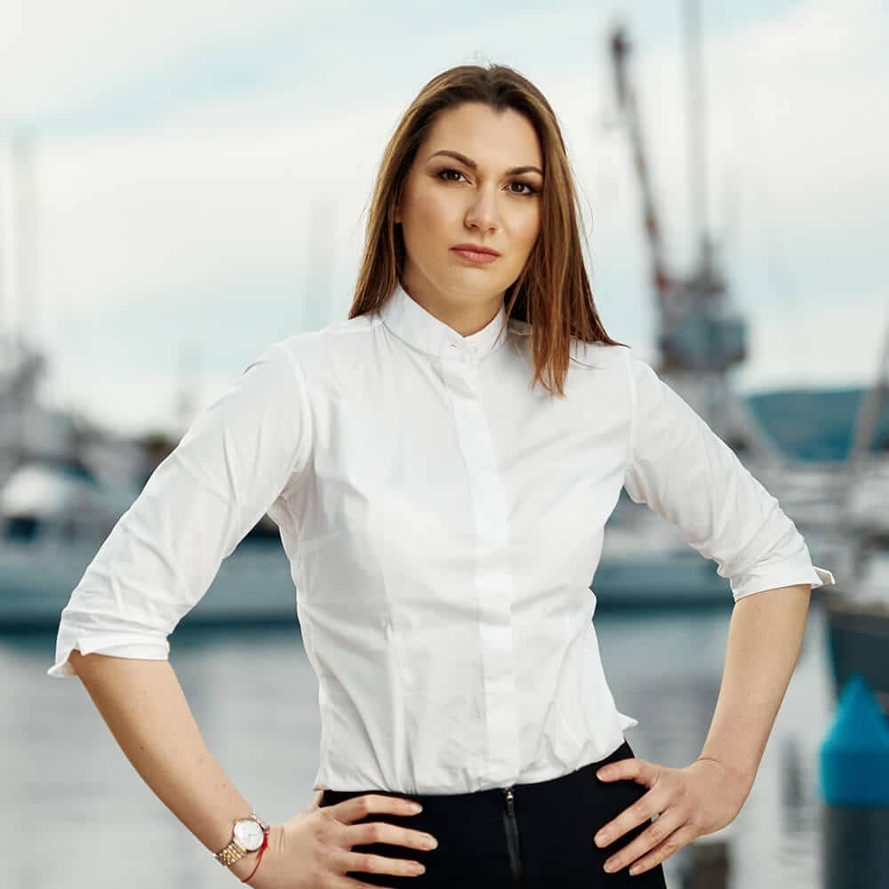 Our Team - Vilma Petkovic | A+ Yachting