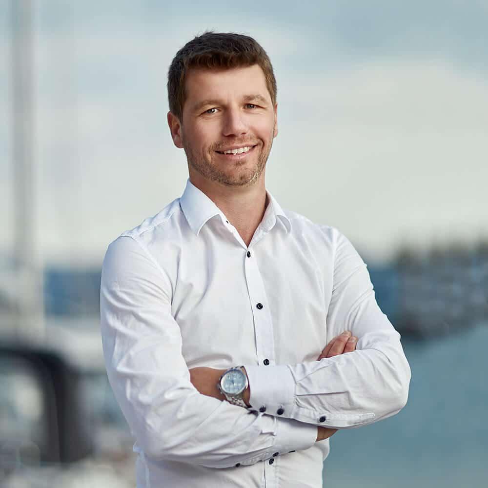 Our Team - Vojo Kosanovic | A+ Yachting