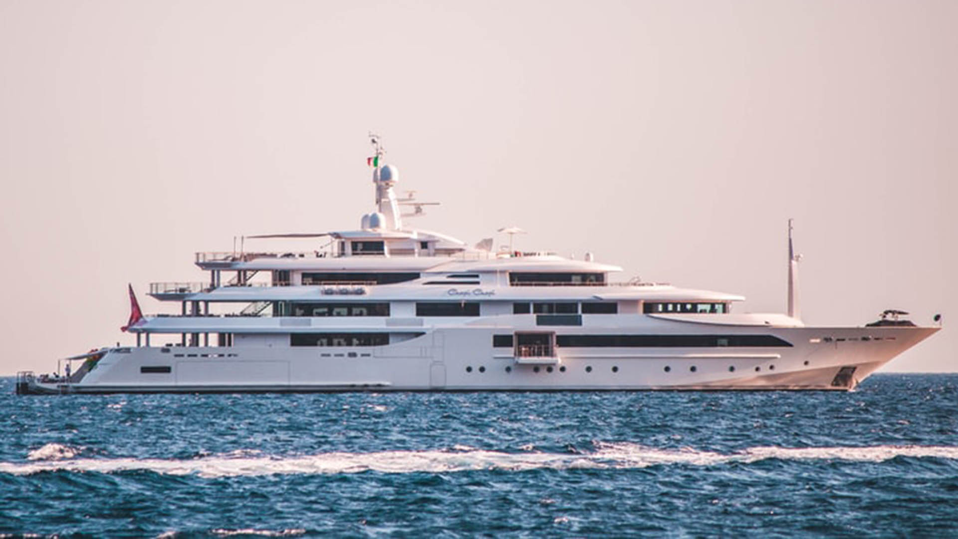 More than a tour: A+ Yachting's Exclusive Programme