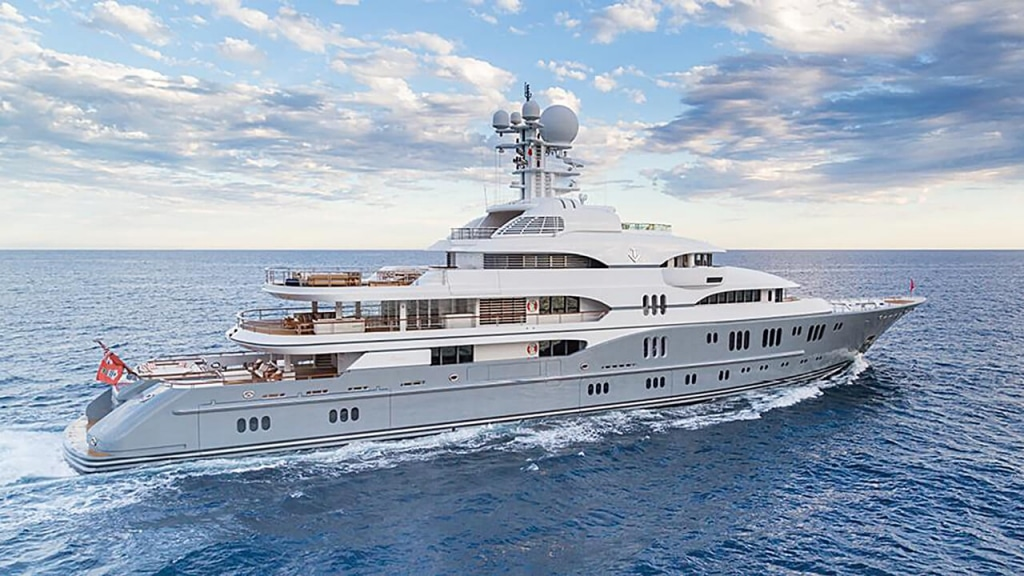 M/Y TV | A+ Yachting